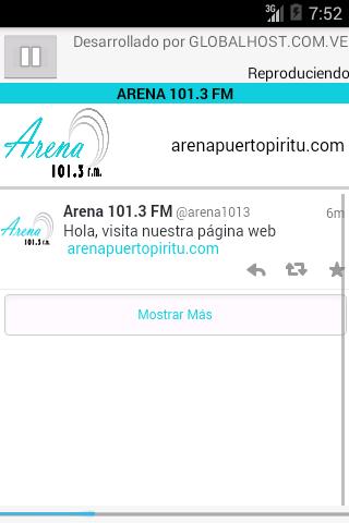 ARENA 101.3 FM