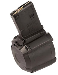 Magpul Drum Magazine - Black, 60 Rounds