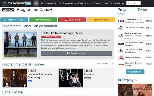 Programme TV 3.0 screenshots 18