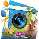 Easter Scrapbook Photo Frames icon