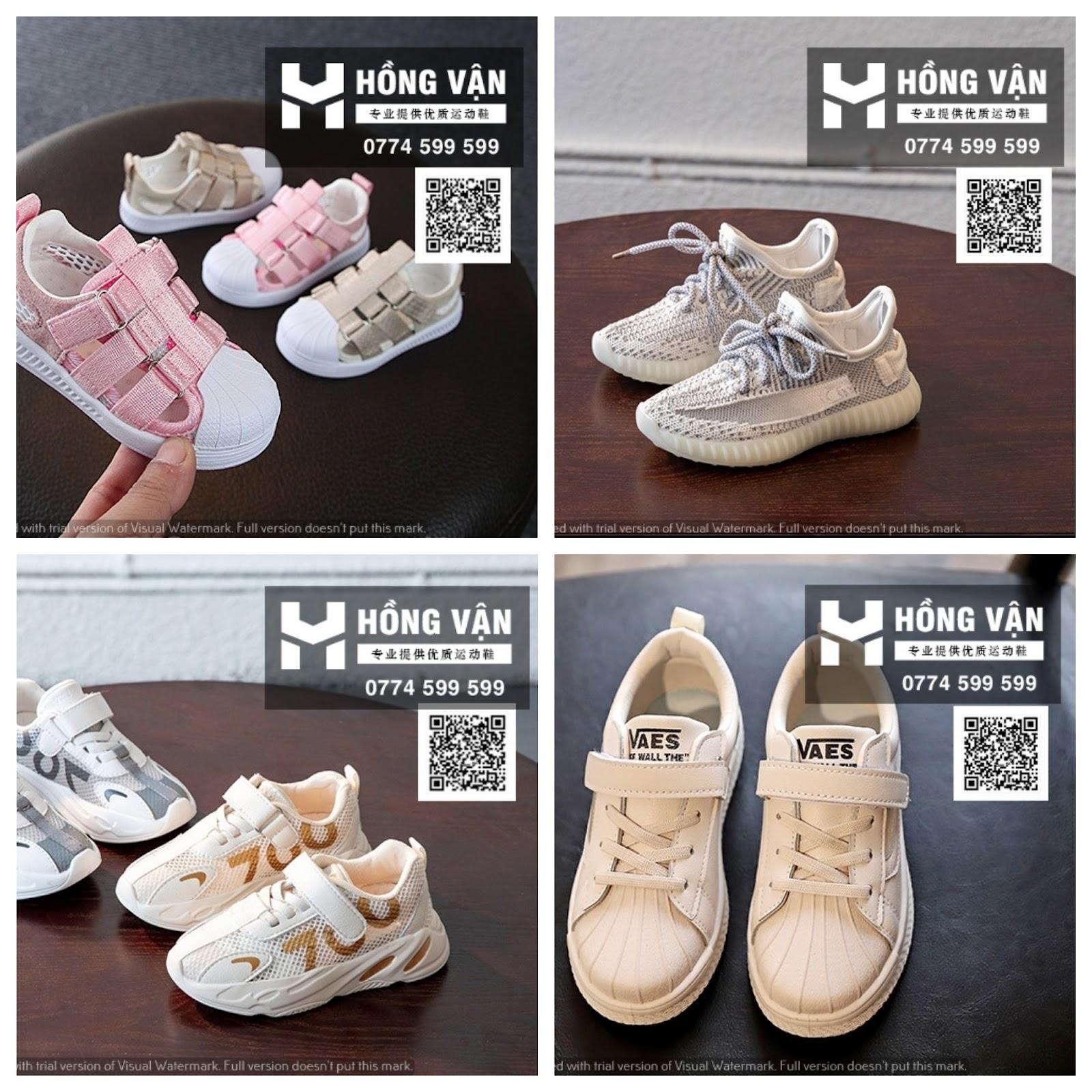 Hồng Vận - chuyên cung cấp sỉ giày thể thao uy tín chất lượng - 8