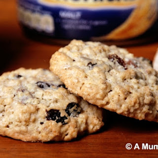 Choc Chip, Raisin And Sunflower Seed Breakfast Biscuits