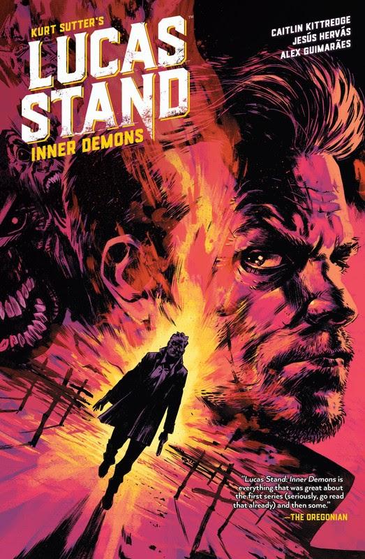 Lucas Stand: Inner Demons (2018)