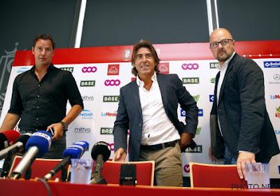 Sa Pinto a été présenté aux joueurs du Standard (video)