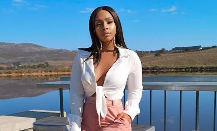 Boity is letting her inner rap queen flourish.