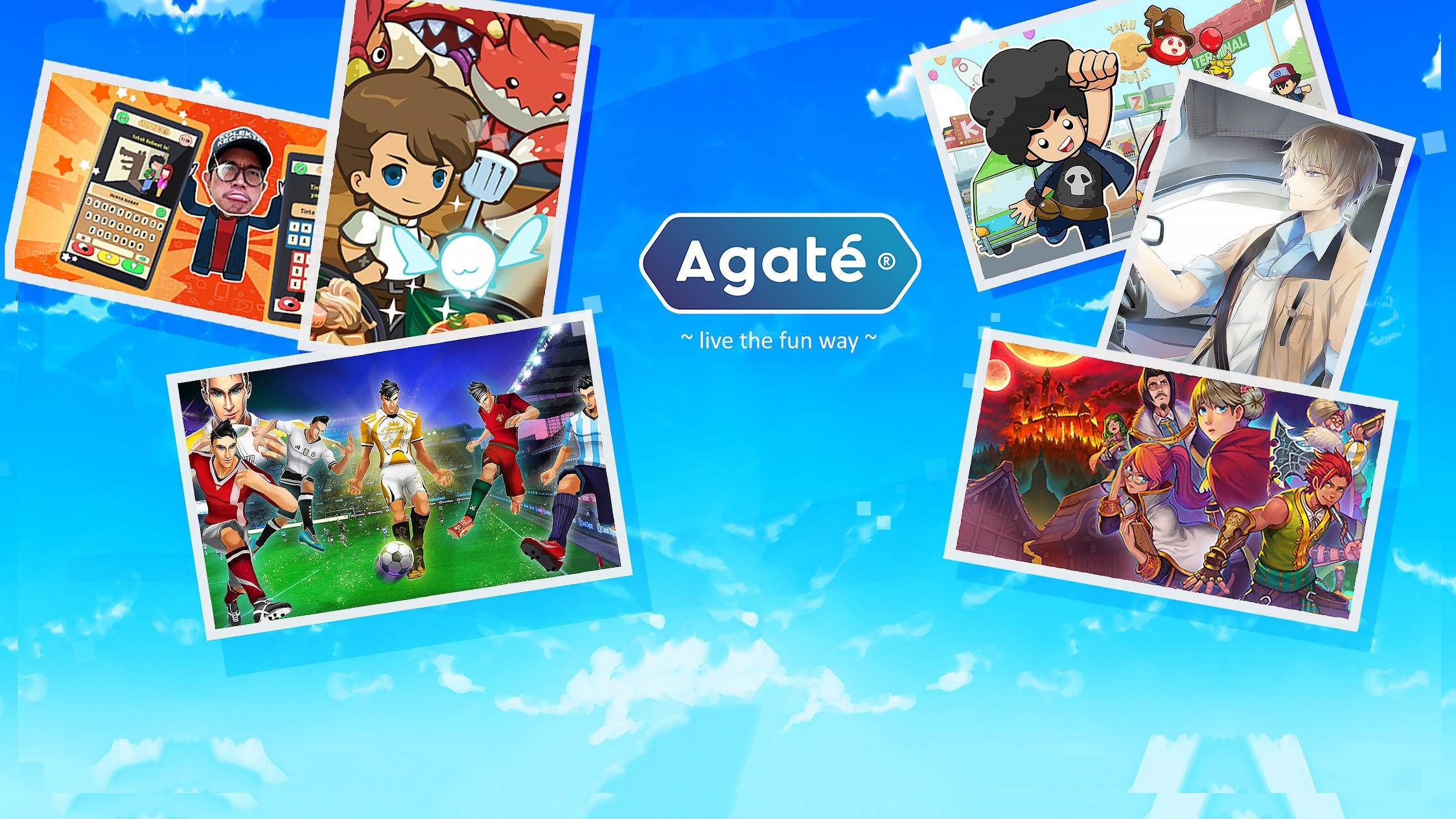 Agate Games