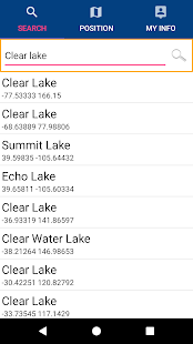 Fort Peck Lake GPS Fishing - náhled
