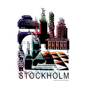 Yngve Eriksson - Designer and illustrator