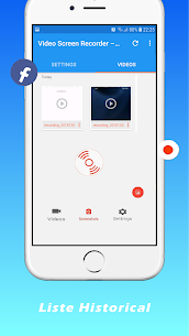 Video Screen & Recorder – Automatic Screen Record App Download For Android 3