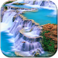Great Waterfall Live Wallpaper apk