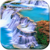 Great Waterfall Live Wallpaper