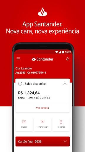 Santander Brasil  screenshots 1