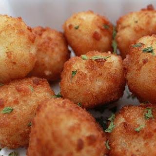 Leftover Mashed Potato Appetizer Recipe