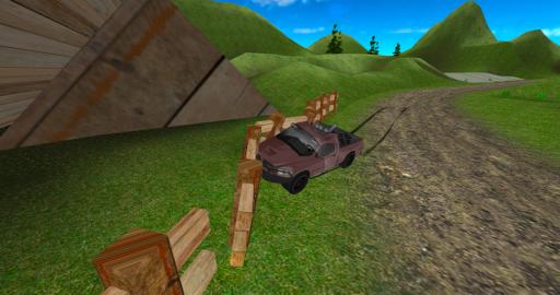 Offroad 4x4 Jeep Racing 3D apkpoly screenshots 10