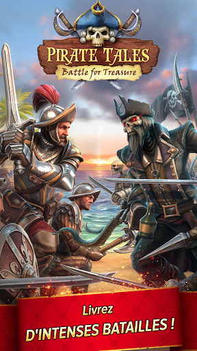 Pirate Tales: Battle for Treasure  captures d'écran 1