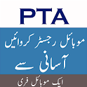 Guide for PTA Device Registration - DRS PTA icon