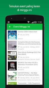EventSurabaya- screenshot thumbnail