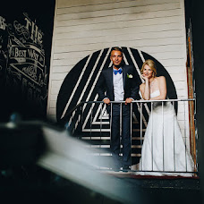 Wedding photographer Sergey Ilin (man1k). Photo of 05.10.2017