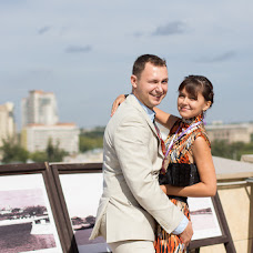 Wedding photographer Lyudmila Epanchinceva (fotomila). Photo of 05.10.2014