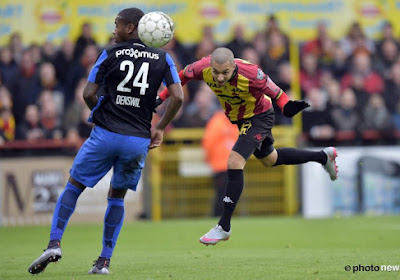 Bruges fait appel de la suspension de Denswil