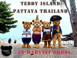 Thailand Tour Holiday Vacation - Teddy Bear
