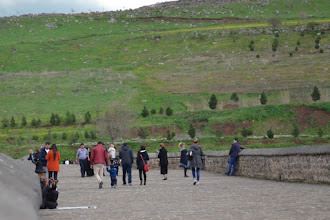 Photo: On the Dicle Bridge in Amed