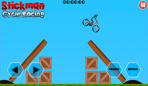 Stickman Cycle Racing