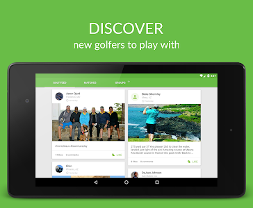 GolfMatch screenshot 10