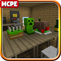 Furniture and Decorations Mod MC Pocket Edition icon