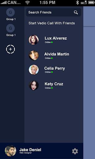 Video Call Live Video Call Advice SMS 2.0 screenshots 3