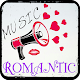 Romantic music and ballads (app)