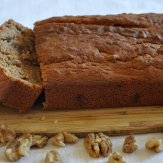 Megan's Vegan Banana Bread with Walnuts