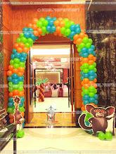 Photo: Madagascar Theme PartyTheme From ModernEntertainment   Mr.Akhil  Ph - +91 9884378857 Chennai  Anna Nagar