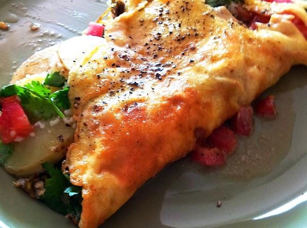 Farmer's Market Omelet Recipe