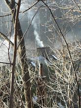 Photo: Coal smoke