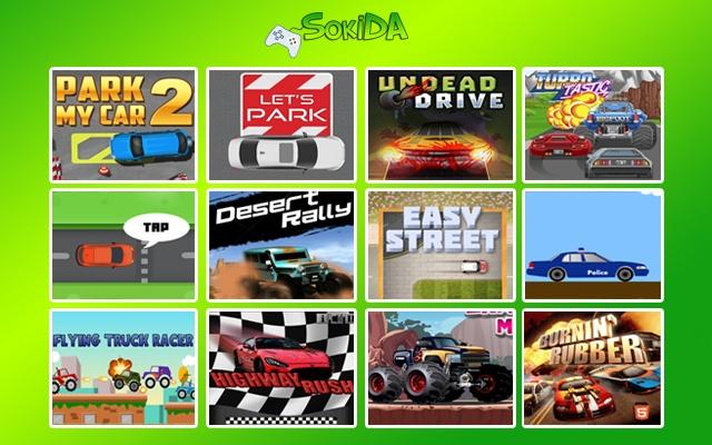 SokiDA - Play Free HTML5 Games