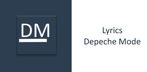 Lyrics Depeche Mode แอป (APK) ดาวน์โหลดได้ฟรีสำหรับ Android/PC/Windows screenshot