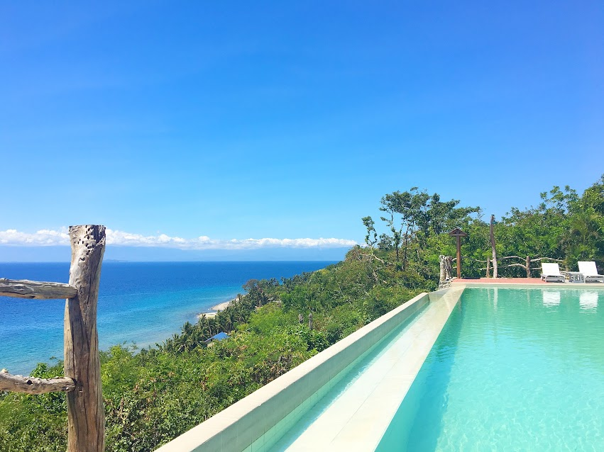 Truly It S Worth The Trip When We Arrived At Resort I M So Grateful To See Their Infinity Pool With Overlooking View Of Verde Island After A Year