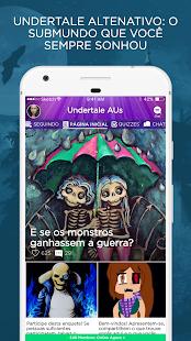 AU Submundo Amino para Undertale UAs em Português - náhled