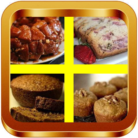android Breakfast Bread Recipes Screenshot 1