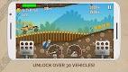 screenshot of Hill Climb Racing