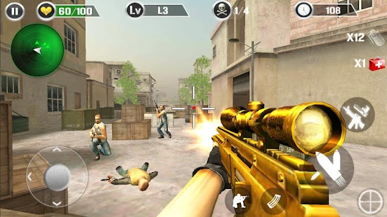 US sniper action games for android phone