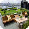 Design giardino sul tetto APK