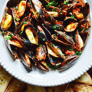 Mussels Fra Diavolo Recipes