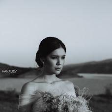 Wedding photographer Azamat Khanaliev (Hanaliev). Photo of 09.10.2016