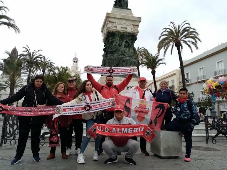 Orgullo Almeriense estuvo en Cádiz.