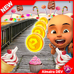 Upin Candy Run Adventure Icon