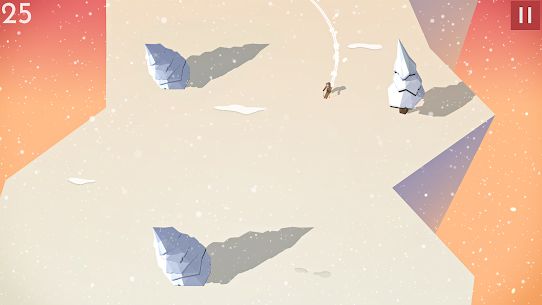 Mountain Dash – Endless skiing race 2