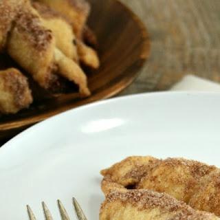 Italian Butterhorn Cookies