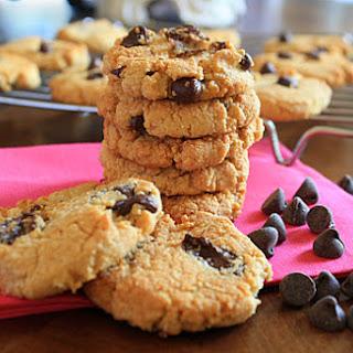 Grain-Free Chocolate Chip Cookies (Vegan, Gluten-Free, Grain-Free, Dairy-Free, Paleo-Friendly)
